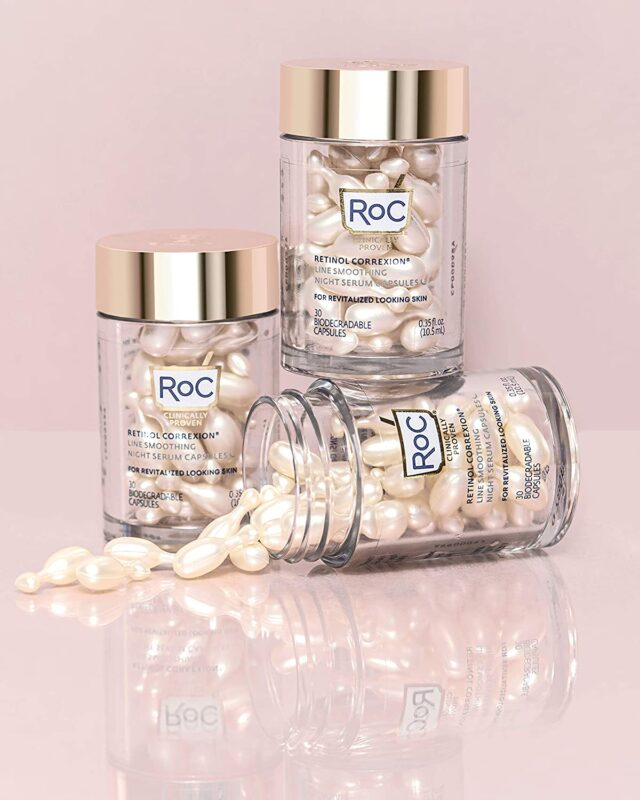 retinol capsules