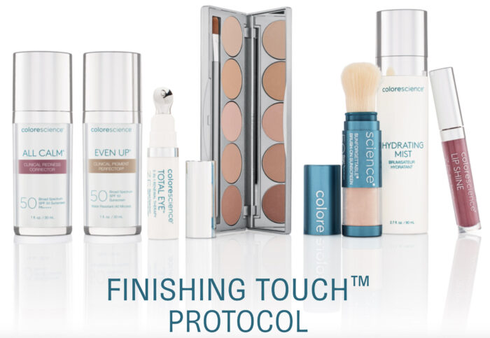 finishing touch protocol
