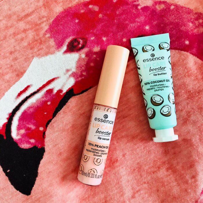 essence lip care