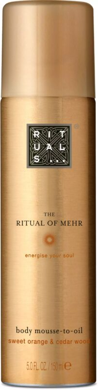 rituals mousse