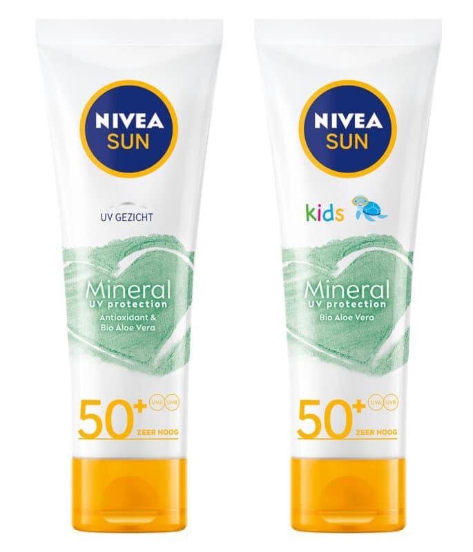nivea mineral