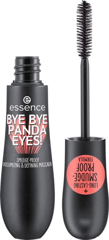 bye bye panda eye
