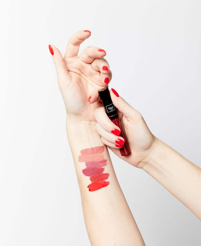 matte lip lacquer