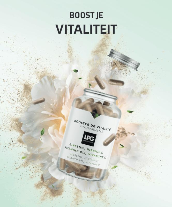 lpg vitality booster