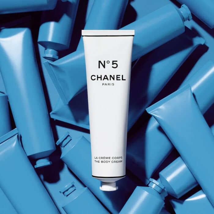 chanel factory 5 body cream