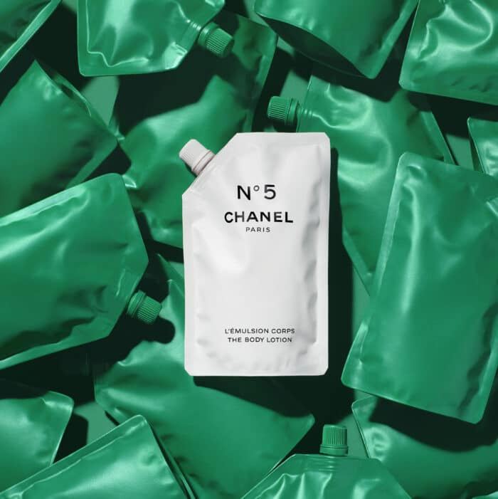 chanel factory 5 body lotion
