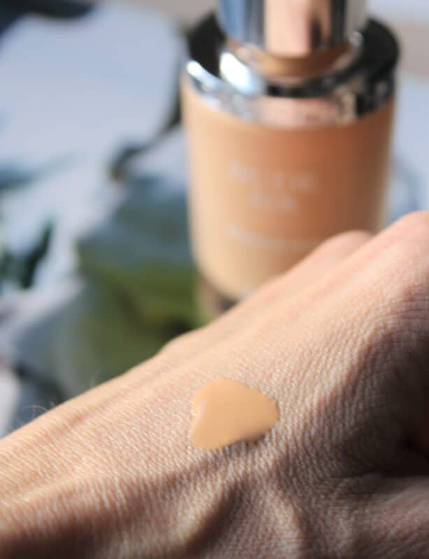 dior nude air foundation
