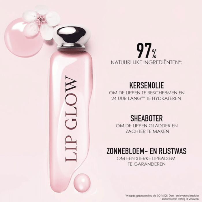 lip glow ingredienten