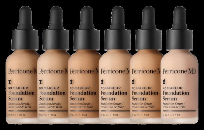 perricone foundation tinten
