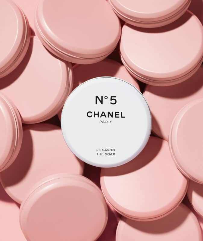 chanel the soap