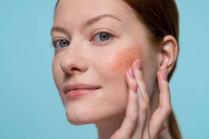 make up textuur