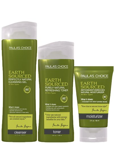 Earth Sourced