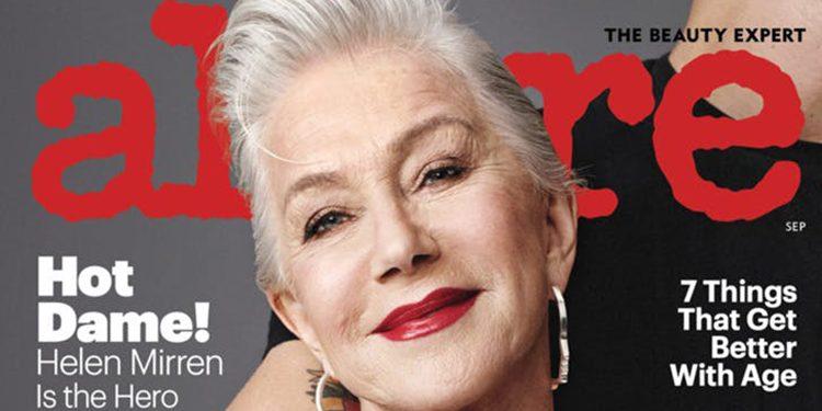 Homepage Allure Anti-Aging