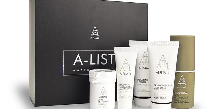 Homepage Alpha-H A-List