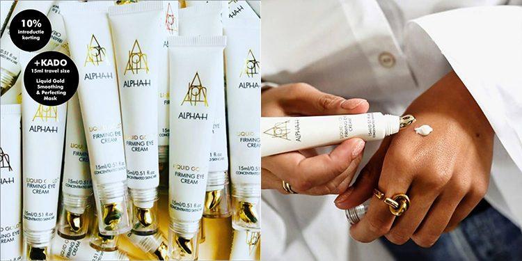 Homepage Alpha-H Liquid Gold Firming Eye Cream