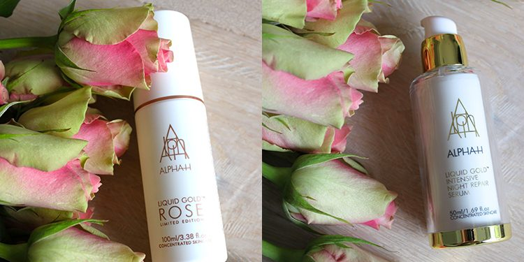 Homepage Alpha-H Liquid Gold Rose en Serum Refill Corine