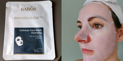 Homepage Babor Cellulose Mask Patricia