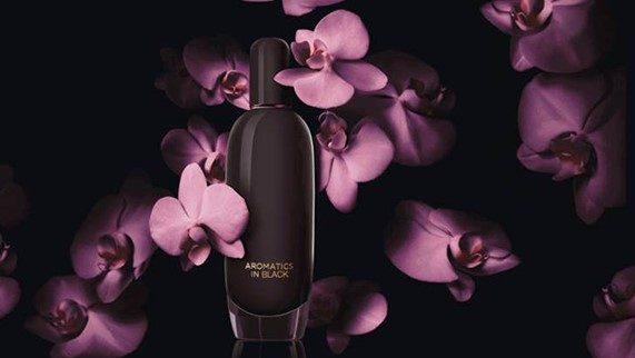Homepage Clinique Aromatics in Black