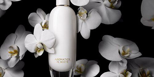 Homepage Clinique Aromatics in White
