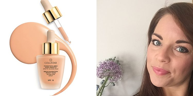 Homepage Collistar Serum Foundation Sanne