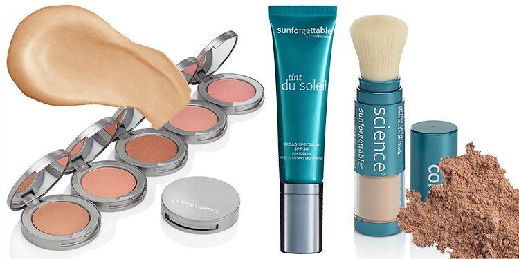 Homepage ColoreScience Nieuwe Producten