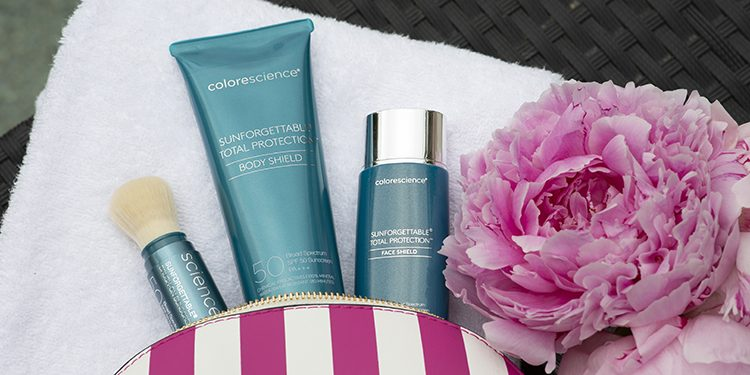 Homepage Colorescience Total Protection