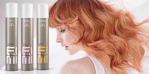 Homepage EIMI Hairsprays