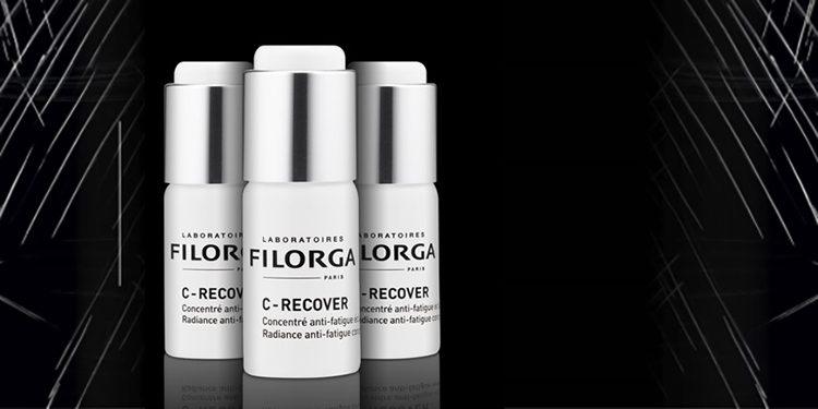 Homepage Filorga C-Recover