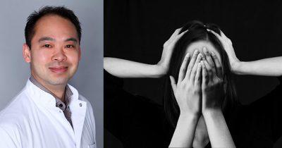 Homepage Francis Wu Stress en Huid