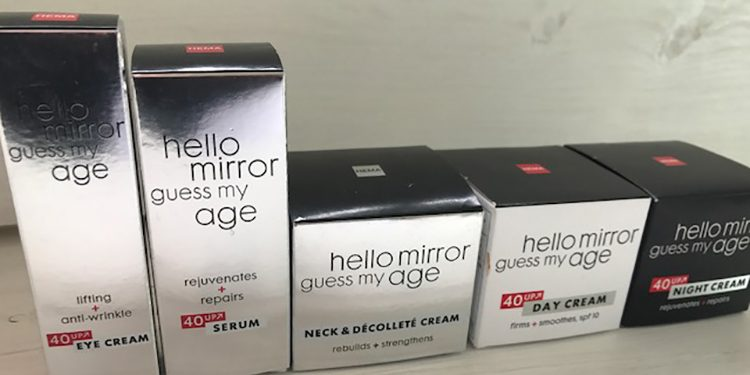 Homepage Hello Mirror Guess My Age Simone