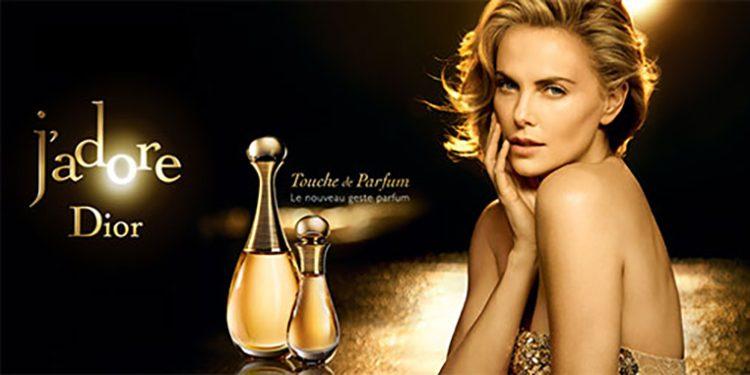 Homepage J'Adore Touche de Parfum