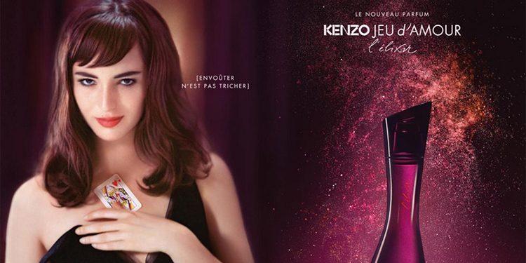 Homepage Kenzo Jeu d'Amour