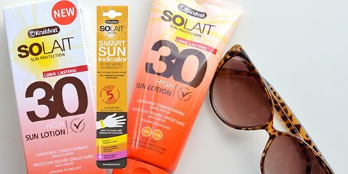 Homepage Kuidvat Sun Lotion en UV Indicator