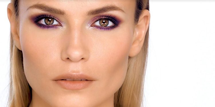 Homepage Lisa Eldridge Purple Smokey Eye