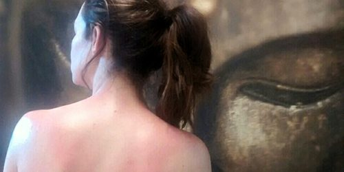Homepage Massage Tamara