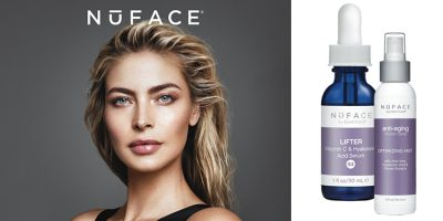 Homepage NuFACE skin care