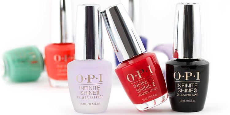 Homepage OPI Infinite Shine