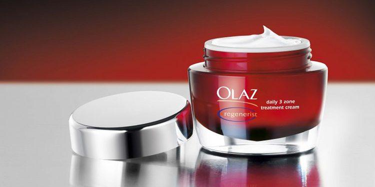 Homepage Olaz Regenerist