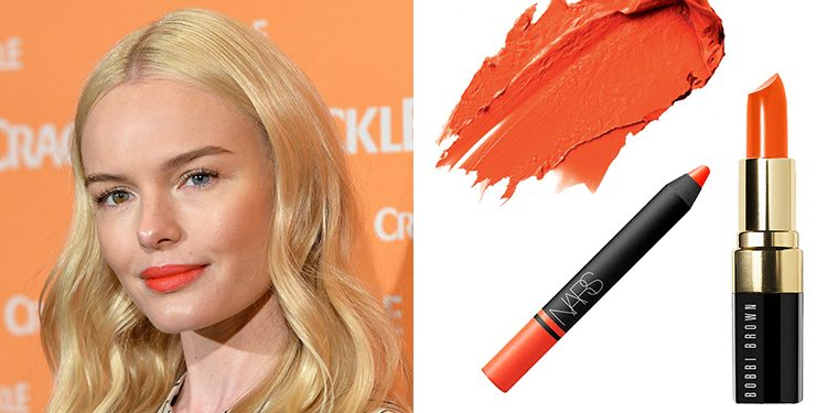Homepage Oranje Lipstick