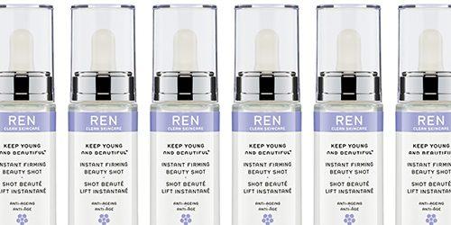 Homepage REN Instant Firming Beauty Shot