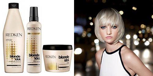Homepage Redken Blonde Idol