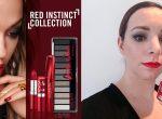 Homepage Rimmel Red Instinct Patricia