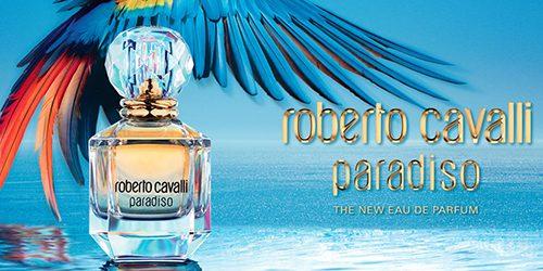 Homepage Roberto Cavalli Paradiso