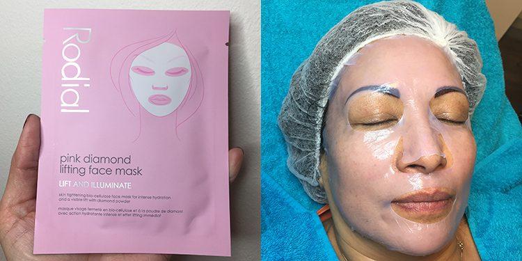 Homepage Rodial Pink Diamond Mask Su