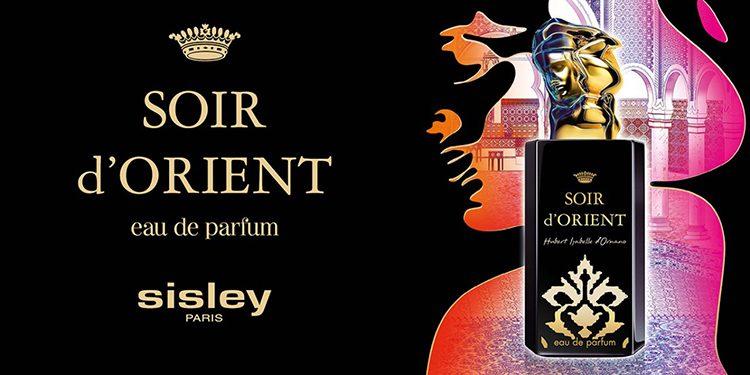 Homepage Sisley Soir d'Orient