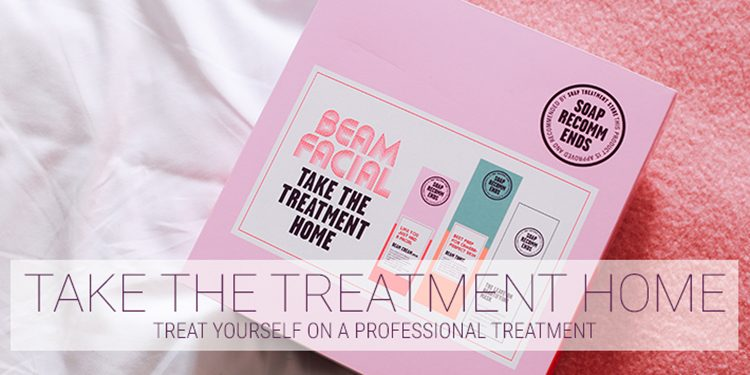 Homepage Soap Recommends Take the Treatment Home