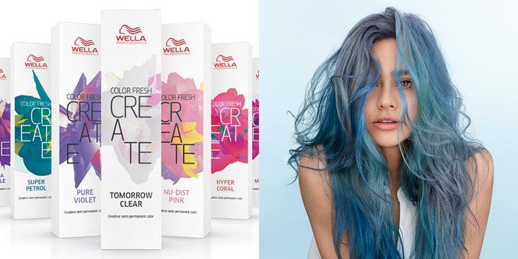 Homepage Wella Color Fresh Create