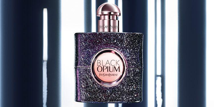 Homepage Yves Saint Laurent Black Opium