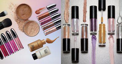 Homepage najaarslanceringen MAC Cosmetics