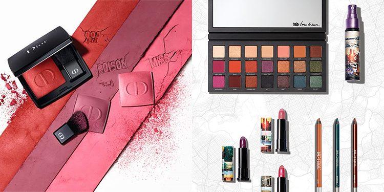 Homepage nieuw in de winkels najaarsmake-up